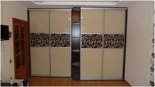 3. Встроенные шкафы