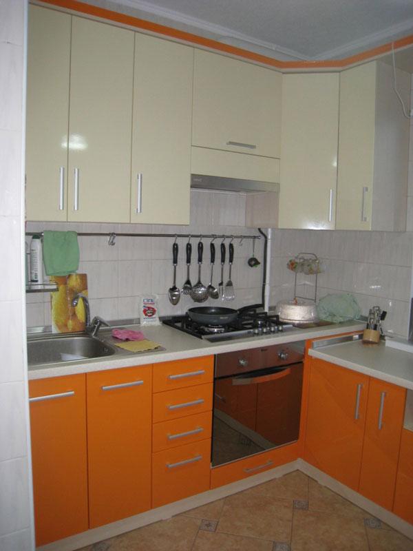 Кухня 2-цветная