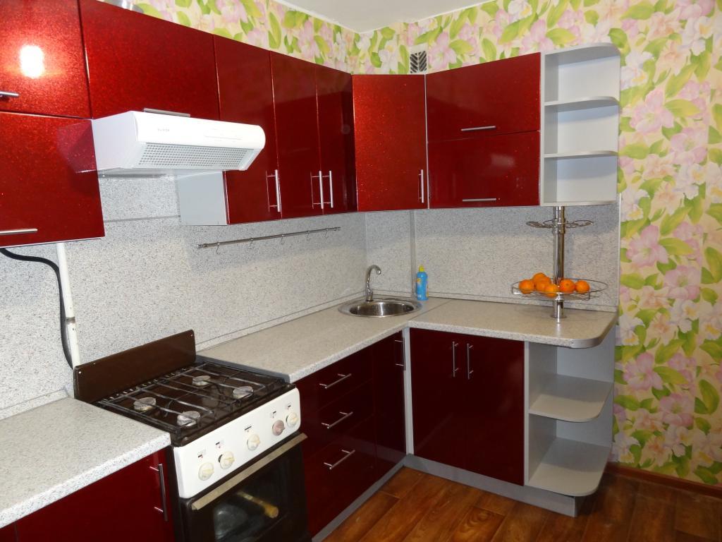 Пленочные фасады кухни
