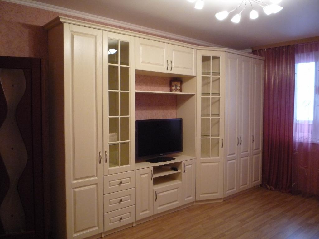 07. А здесь – белая мебель в классическом стиле.
