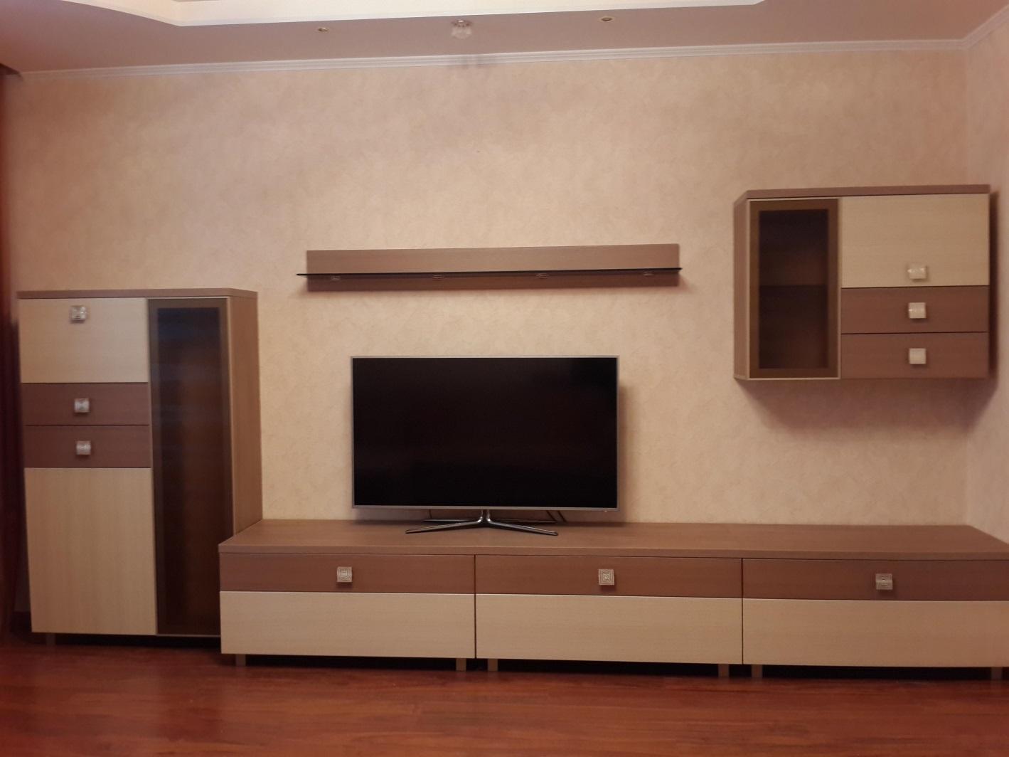 09. «Бюджетные» фасады для модульной мебели из ДСП 2-х цветов тоже могут выглядеть привлекательно.