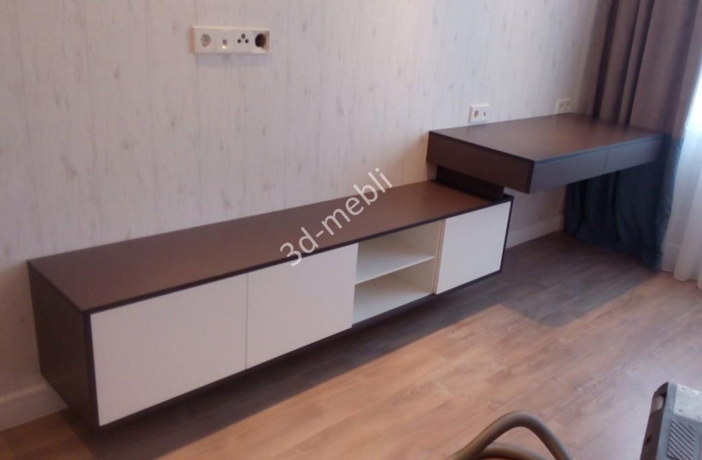 ТВ тумба + рабочий стол